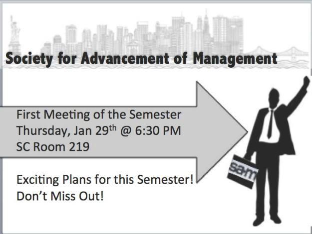 SAM Meeting Flyer 1-29-15