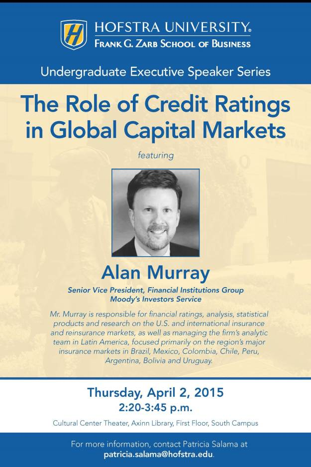 Alan Murray, Moody's