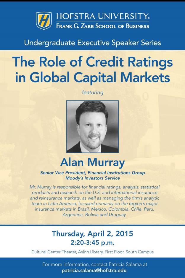Alan Murray, Moody's
