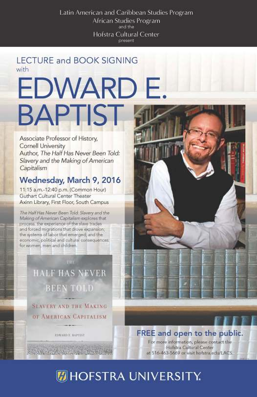 Baptist flyer