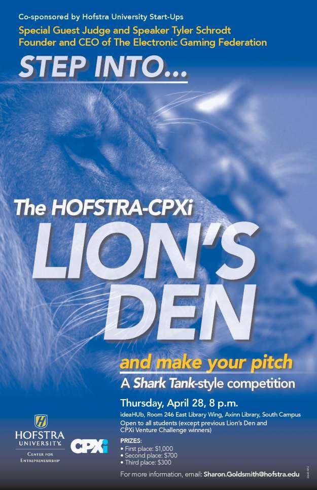 4-28-16 Lions Den