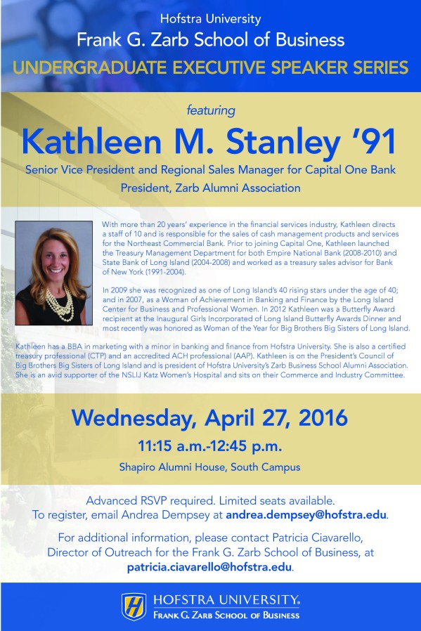 Stanley Marketing FGZ Alumni Pres 4-27-2016